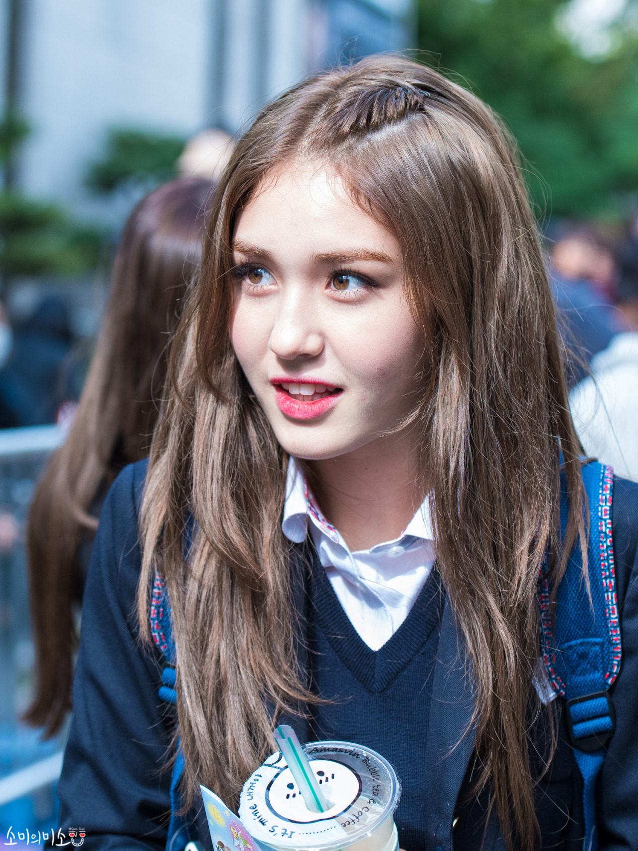 kpop hair colors for girls