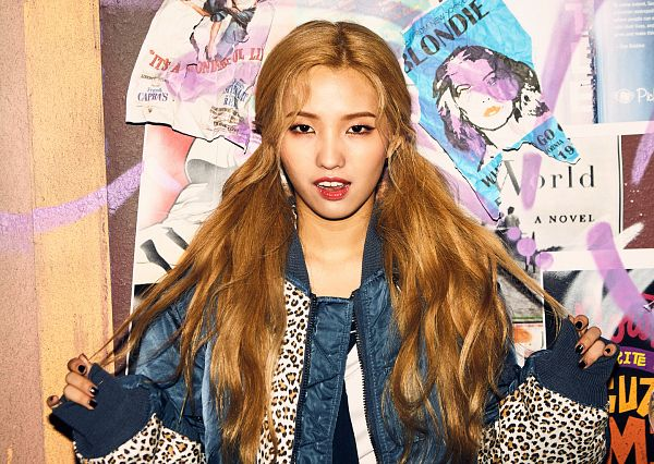 Tags: K-Pop, (G)-I-DLE, Jeon Soyeon
