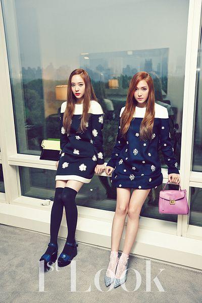 Tags: SM Town, K-Pop, Girls' Generation, f(x), Jessica Jung, Krystal Jung