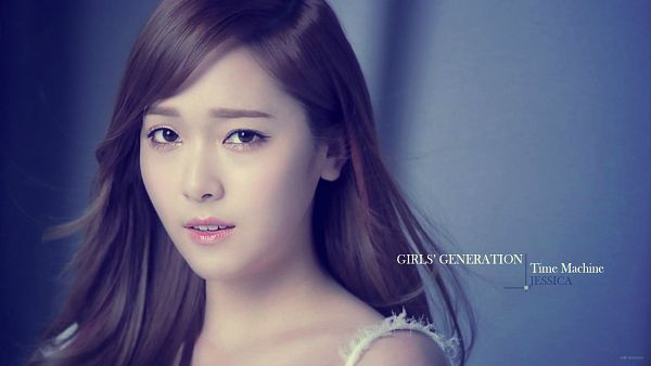 Tags: SM Town, K-Pop, Girls' Generation, Jessica Jung, HD Wallpaper, Wallpaper