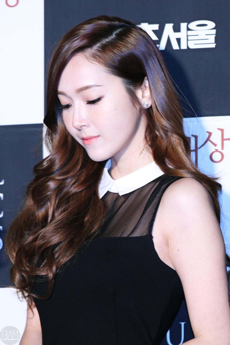 Jessica Snsd Black Hair Jessica Jung Im...