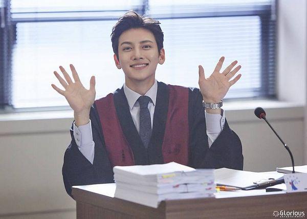 Tags: Glorious Entertainment, K-Drama, Ji Chang-wook, Text: Company Name