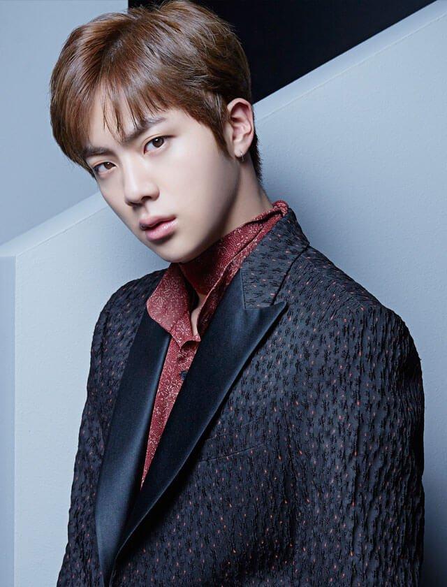 Tags: K-Pop, Bangtan Boys, Jin