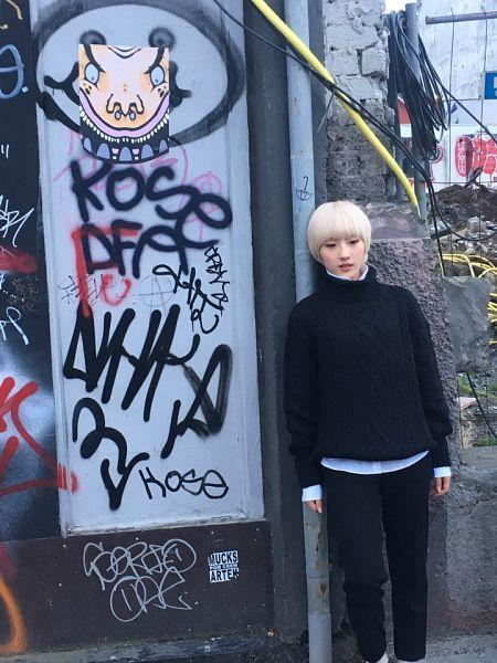 Tags: K-Pop, LOOΠΔ, Jo Haseul, Iceland