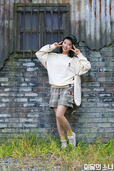 Tags: K-Pop, LOOΠΔ, Jo Haseul