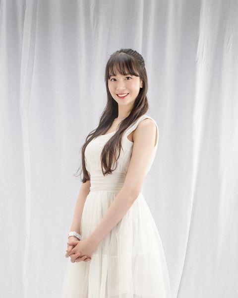 Tags: K-Pop, Sha Sha, Jo I-an, White Dress, Bare Shoulders, Sleeveless, Sleeveless Dress, White Outfit