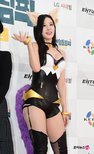 Tags: K-Pop, Berry Good, Johyun, Suggestive
