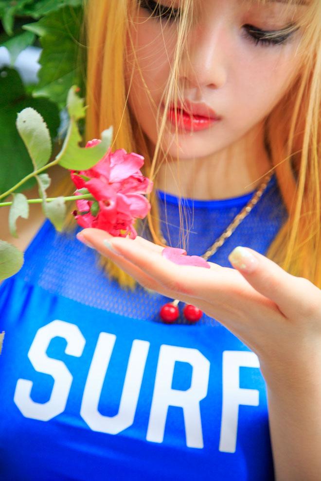 Tags: K-Pop, Red Velvet, Russian Roulette (song), Joy, Flower, Pink Flower