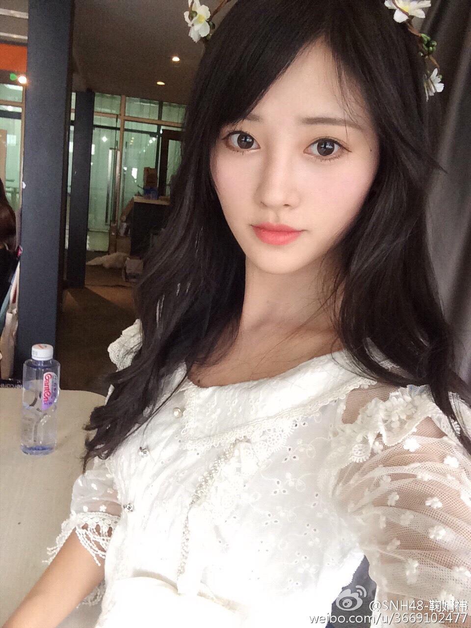 Snh48 - Ju Jingyi 鞠婧祎   Aktor