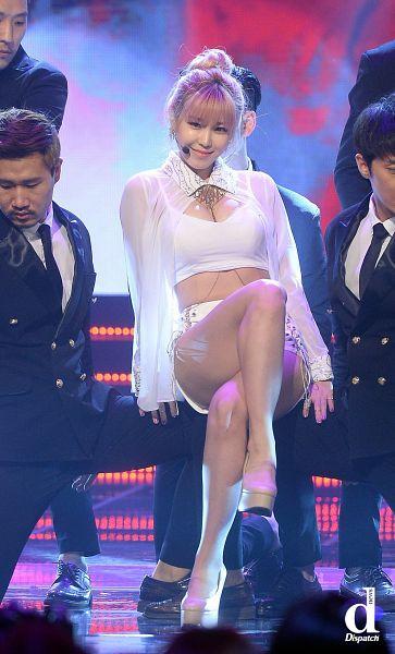 Tags: K-Pop, Secret, Jun Hyoseong, Cleavage, Suggestive