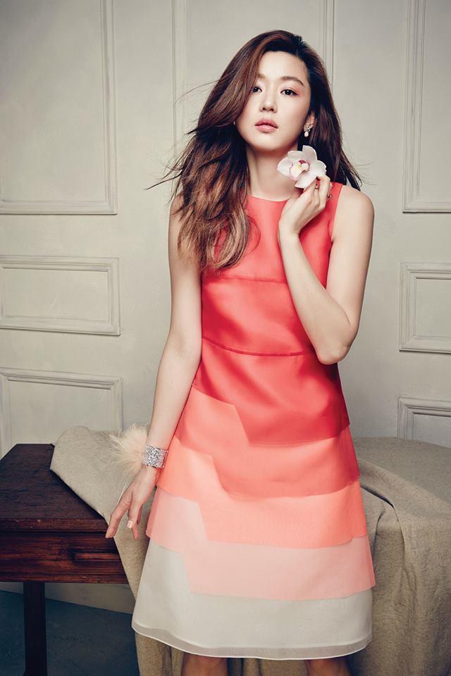 южнокорейские актрисы платье фото местности где