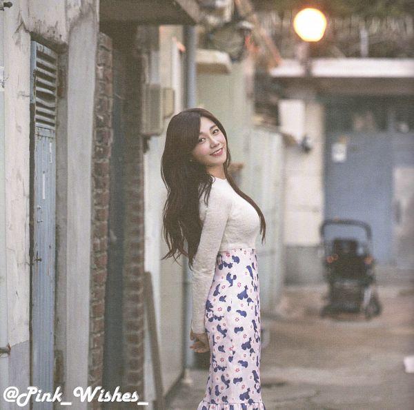 Tags: K-Pop, Apink, Jung Eun-ji, Road