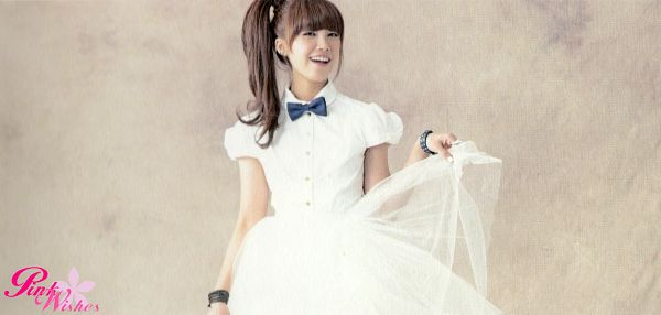 Tags: K-Pop, Apink, Jung Eun-ji, See Through Clothes, Ballet, White Outfit, Veil, White Dress, Snow Pink