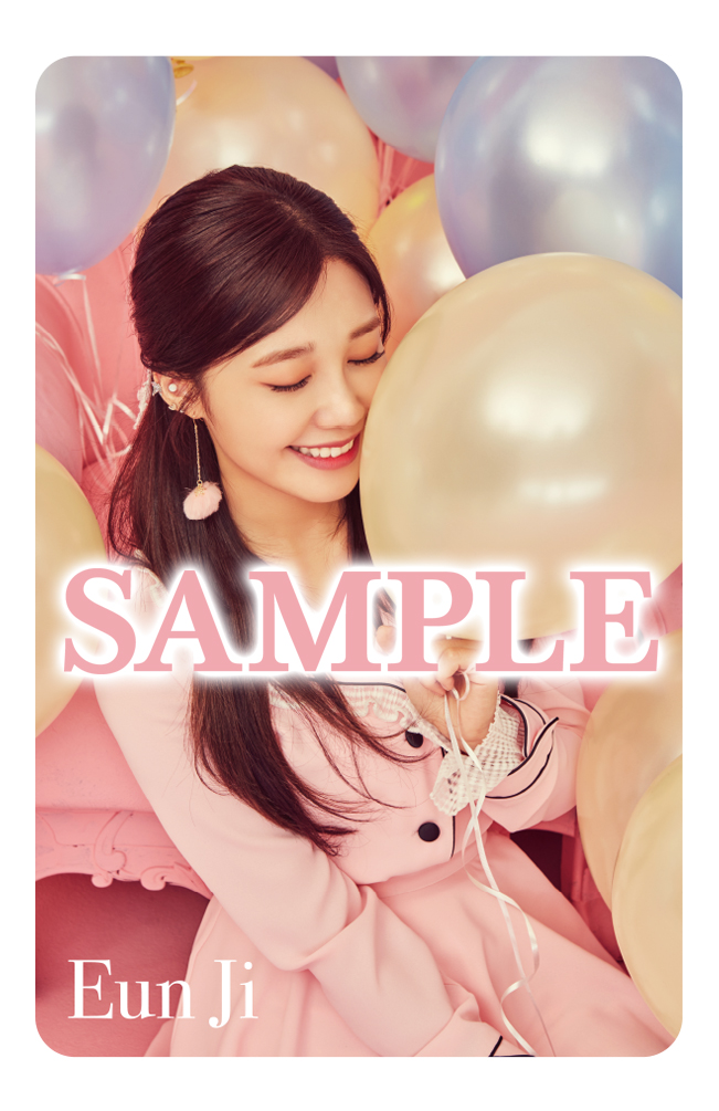 Tags: J-Pop, K-Pop, Apink, Bye Bye, Jung Eun-ji, Pink Outfit, Jewelry, Text: Artist Name, Earrings, Pink Dress, Text, Dress
