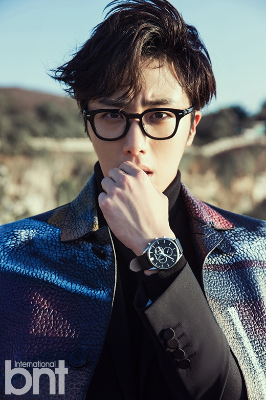Tags: K-Drama, Jung Il-woo, Watch, Glasses, Magazine Scan, International Bnt