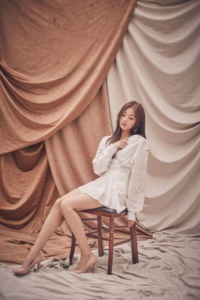 Tags: K-Pop, Lovelyz, Jung Yein, Scan, Heal
