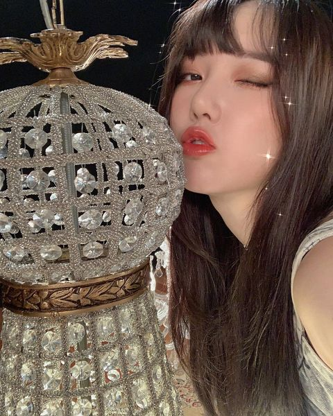 Tags: K-Pop, G-friend, Jung Yerin