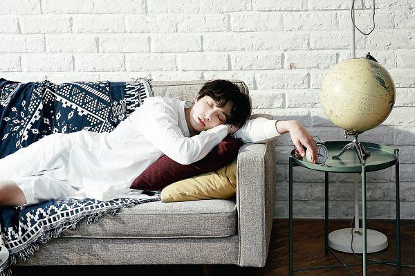 Tags: K-Pop, Bangtan Boys, Jungkook, Indoors, 24/7 = Serendipity, Instagram