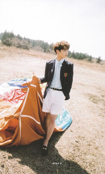Tags: K-Pop, BTS, Jungkook, Outdoors, The Most Beautiful Moment in Life: Young Forever, Scan