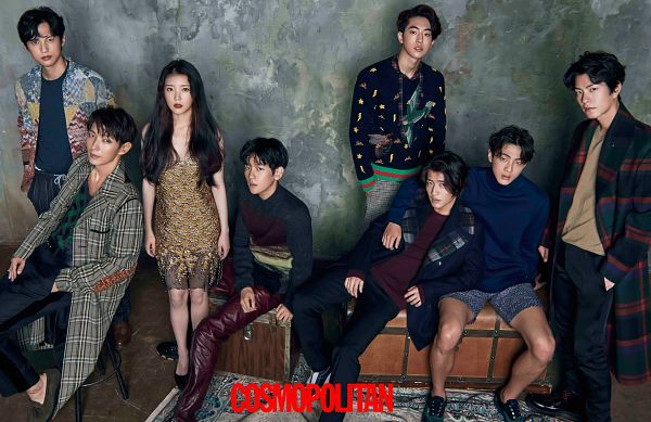 Tags: K-Drama, K-Pop, EXO, Byun Baekhyun, Lee Jun-ki, IU, Yoon Sun-woo, Kang Ha-neul, Hong Jong-hyun, Nam Joo-hyuk, Ji Soo, Blush (Make Up)