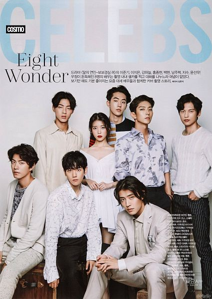Tags: K-Pop, K-Drama, EXO, Nam Joo-hyuk, Byun Baekhyun, Ji Soo, Lee Jun-ki, Yoon Sun-woo, Kang Ha-neul, Hong Jong-hyun, IU, White Outfit