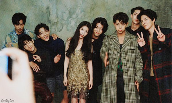 Tags: K-Pop, K-Drama, EXO, Lee Jun-ki, Yoon Sun-woo, Kang Ha-neul, Hong Jong-hyun, IU, Nam Joo-hyuk, Ji Soo, Byun Baekhyun, Yellow Outfit