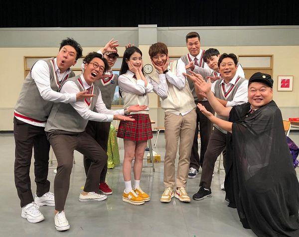 Tags: K-Pop, K-Drama, Super Junior, Kim Young-chul, IU, Seo Jang-hoon, Lee Jun-ki, Lee Sang-min, Kang Ho-dong, Kim Heechul, Min Kyung-hoon, Lee Soo-geun