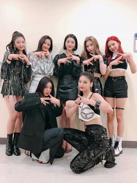 Tags: K-Pop, Wonder Girls, Itzy, Woo Hyelim, Kim Yubin, Lee Chaeryeong, Shin Ryujin, Shin Yuna, Hwang Yeji, Lia