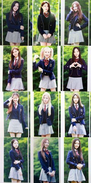 Tags: K-Pop, Red Velvet, Real Girls Project, Momoland, Cosmic Girls, Elris, LOOΠΔ, Saturday, DIA, Yu Yeon-jung, Nancy, Eunchae