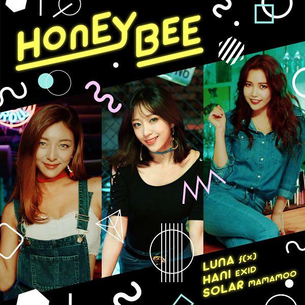 Tags: K-Pop, EXID, Mamamoo, f(x), Solar, Luna, Hani