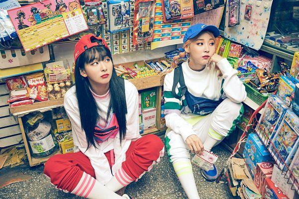 Tags: K-Pop, Red Velvet, Mamamoo, Moonbyul, Kang Seul-gi