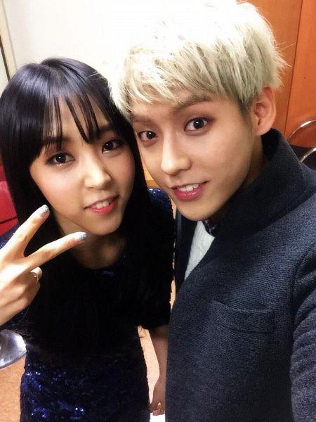 Tags: K-Pop, Mamamoo, BtoB, Moonbyul, Lee Min-hyuk