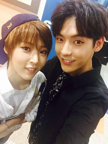 Tags: K-Pop, Mamamoo, BtoB, Lee Min-hyuk, Moonbyul