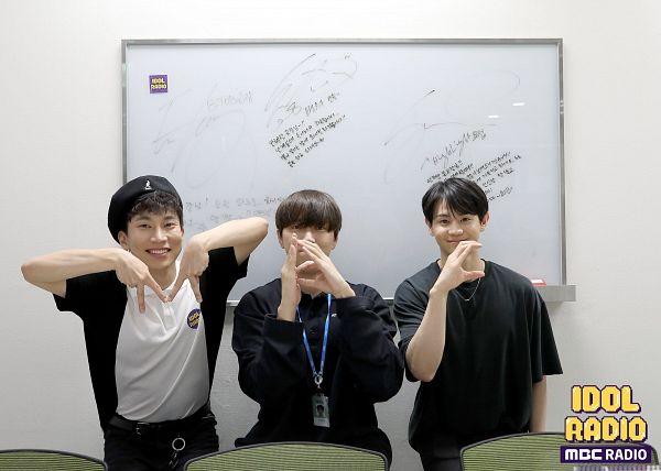 Tags: K-Pop, B1A4, BTOB, Highlight (band), Yang Yo-seob, Sandeul, Seo Eun-kwang