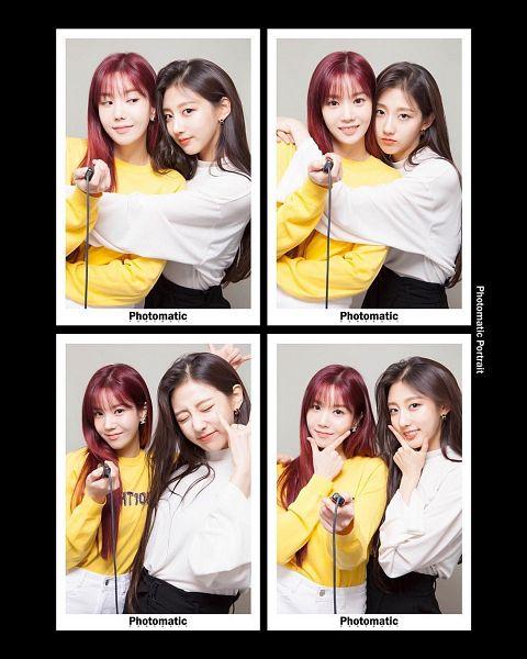 Tags: K-Pop, Lovelyz, IZ*ONE, Jung Yein, Kwon Eunbi