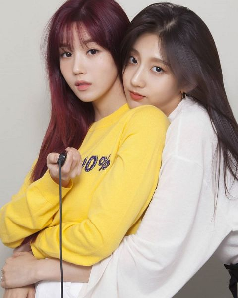 Tags: K-Pop, Lovelyz, IZ*ONE, Jung Yein, Kwon Eunbi