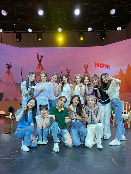 Tags: K-Pop, Mamamoo, LOOΠΔ, Chuu, Vivi (LOOΠΔ), Jeon Heejin, Yves, Im Yeojin, Moonbyul, Choerry, Jo Haseul, Olivia Hye