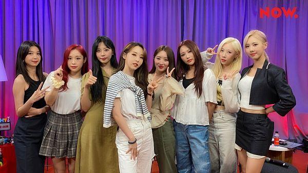 Tags: K-Pop, Dreamcatcher, Mamamoo, Lee Siyeon, SuA, Jiu, Lee Gahyeon, Moonbyul, Dami, Handong, Kim Yoohyeon