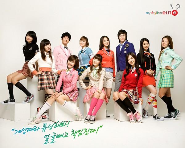 Tags: SM Town, K-Pop, 2PM, Girls' Generation, Sooyoung, Seohyun, Sunny, Im Yoona, Jessica Jung, Nichkhun, Kwon Yuri, Kim Tae-yeon
