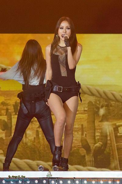 Tags: K-Pop, Fin.K.L, 2NE1, CL, Lee Hyori, 2012 SBS Gayo Daejun, Live Performance