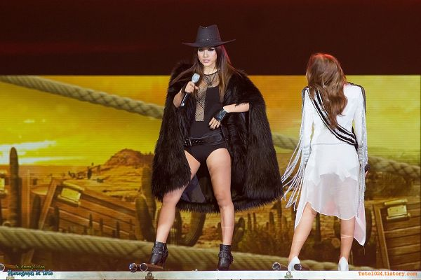 Tags: K-Pop, 2NE1, Fin.K.L, Lee Hyori, CL, Live Performance, 2012 SBS Gayo Daejun