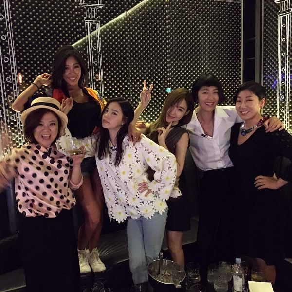 Tags: K-Pop, Girls' Generation, Lucky J, Stephanie Young Hwang, Jessi, Min Hyorin