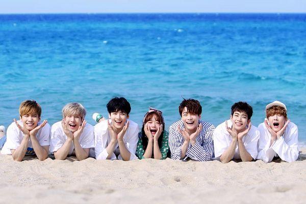 Tags: K-Pop, Astro, I.O.I, Yoon Sanha, MJ, Cha Eunwoo, Moon Bin, Choi Yoo-jung, Rocky, Jin Jin