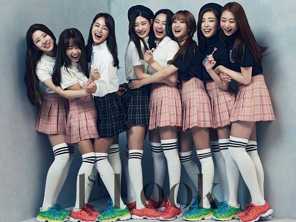 Tags: K-Pop, I.O.I, I.B.I, Han Hyeri, Kim Sejeong, Kang Mina, Choi Yoo-jung, Yoon Chaekyung, Yu Yeon-jung, Jung Chaeyeon, Lee Soohyun, Hug