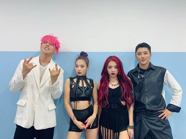 Tags: K-Pop, K.A.R.D, Jeon Jiwoo, J.Seph, Jeon Somin, BM