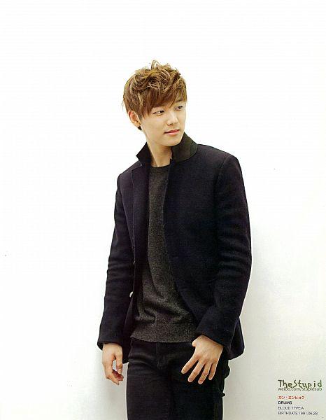 Kang Min-hyuk - CNBLUE