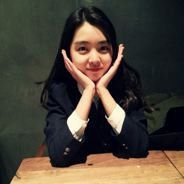 Tags: K-Pop, Berry Good, Kang Sehyung, Flower Gesture, Facial Mark, Coat, Mole, Table, Predebut