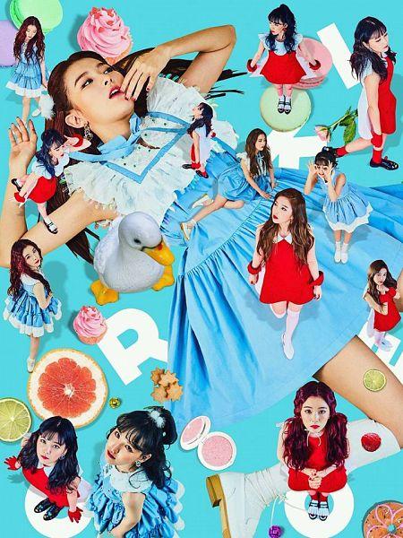Tags: K-Pop, Red Velvet, Kang Seul-gi, Rookie (Song)