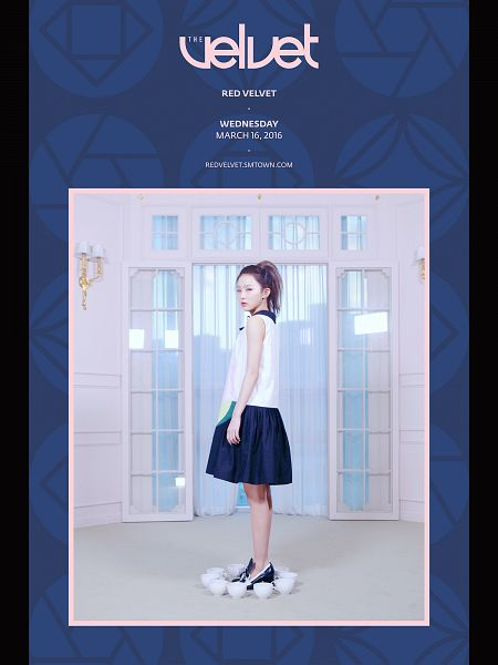 Tags: SM Town, K-Pop, Red Velvet, One Of These Nights, Kang Seul-gi, The Velvet