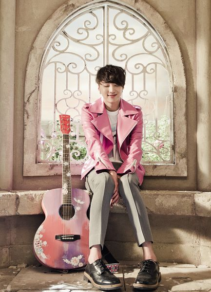 Tags: YG Entertainment, K-Pop, Winner, Kang Seungyoon, Guitar, Android/iPhone Wallpaper